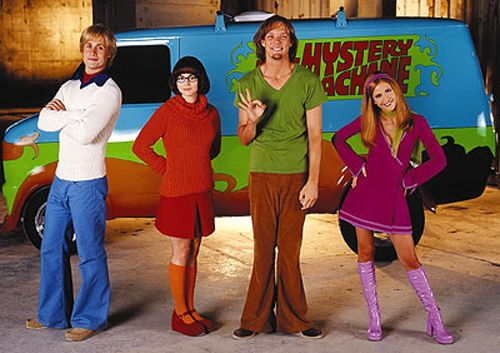 halloween costume scooby doo shaggy