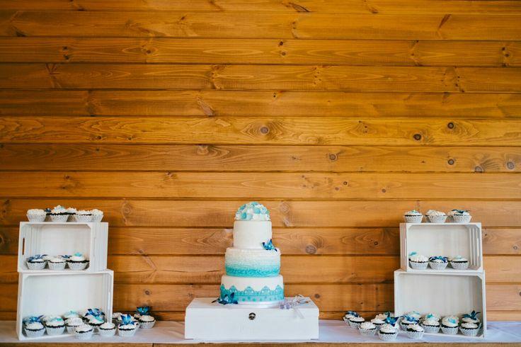Gâteau de mariage de rêve par Véronique