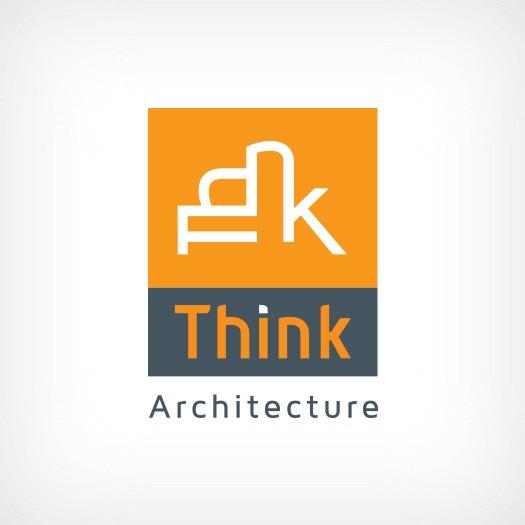 Think Architecture Logo by FuturaOblique | Brandon Fratto