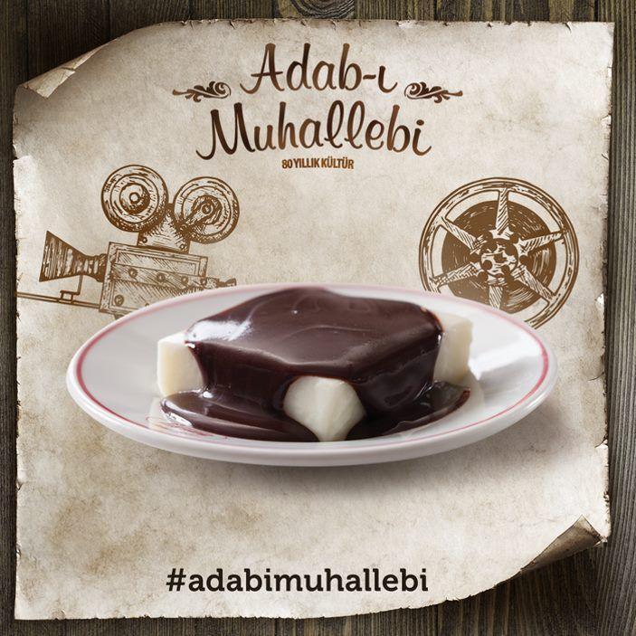 Adab-ı Muhallebi; güzel bir film sonrası nefis bir sütlü tatlıdır.