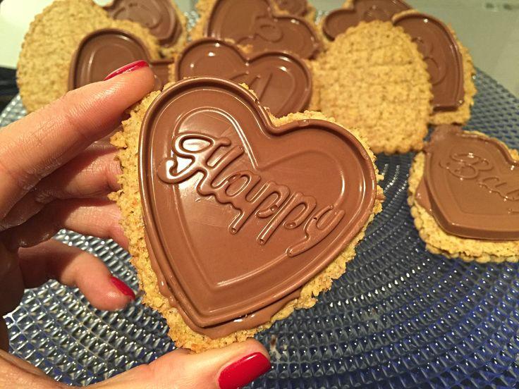 Oro Ciok fatti in casa, i famosi biscotti in versione home made sana e genuina realizzata da dolci senza burro