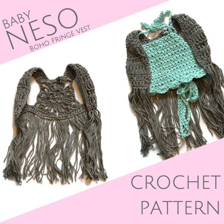 BABY Neso Crochet PATTERN