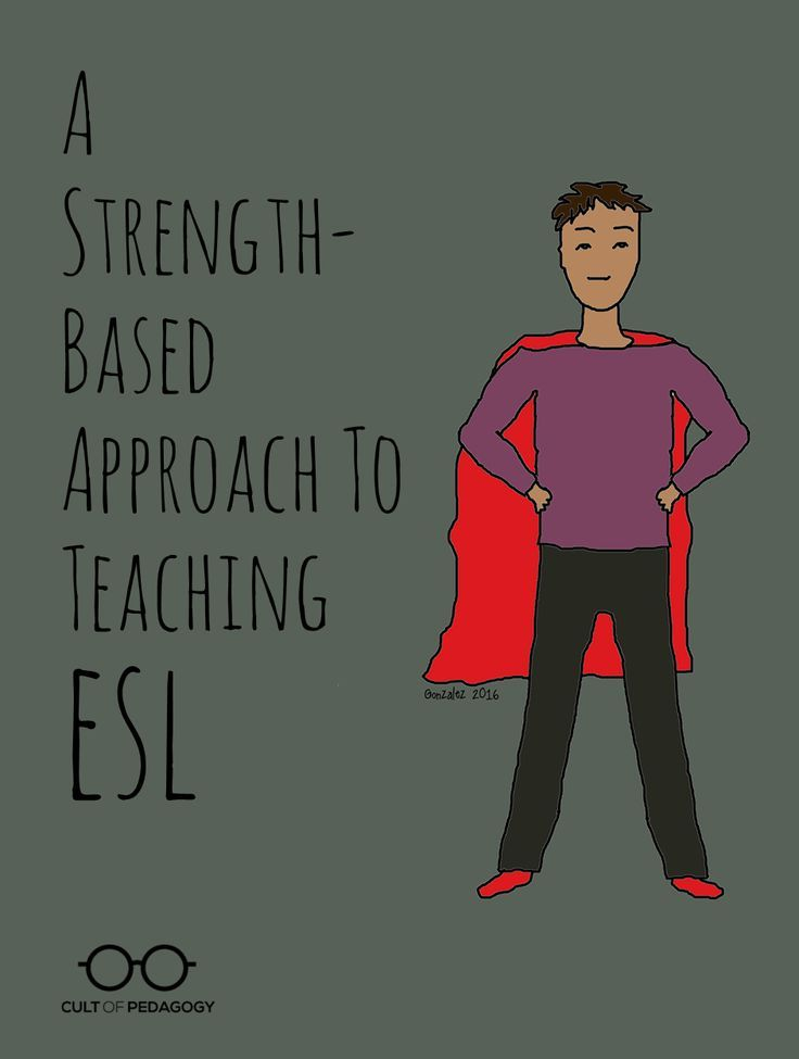 A Strength-Based Approach to Teaching ESL - Imagine a school where we focused on the strengths of English language learners, where these students' cultures, languages, countries of origin, unique skills, and life experiences were held up as assets.