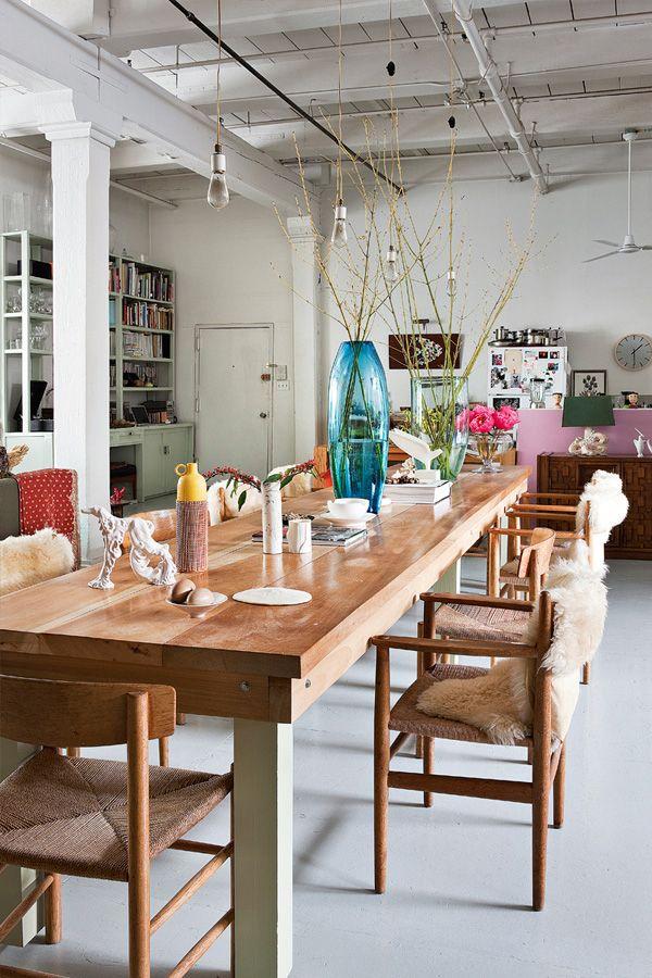 164 besten Dining Rooms Bilder auf Pinterest | Küchen, Wohnideen und ...
