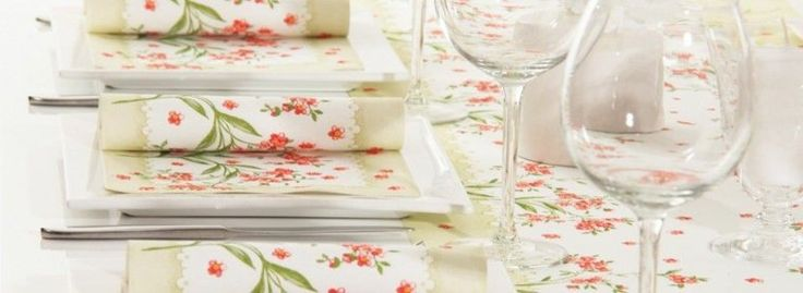 pliage serviette papier facile pour jolie déco de table