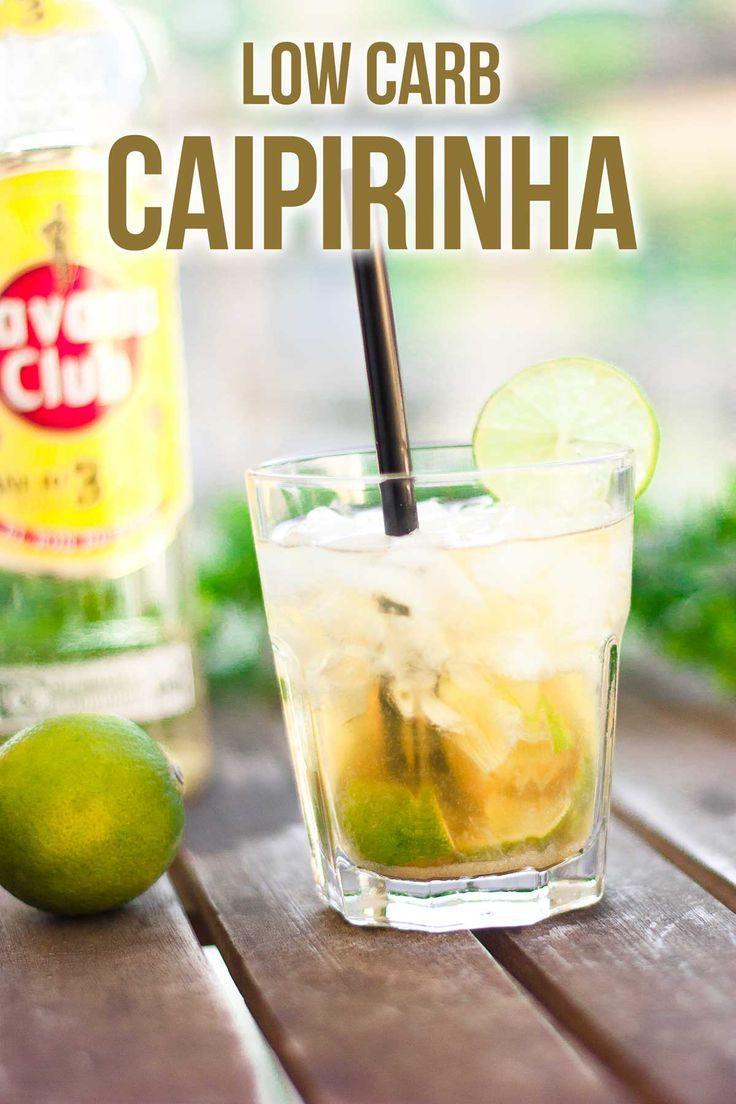 Low Carb Caipirinha Zuckerfrei Und Super Erfrischend Low Carb Cocktails Zuckerfrei Caipirinha Rezept