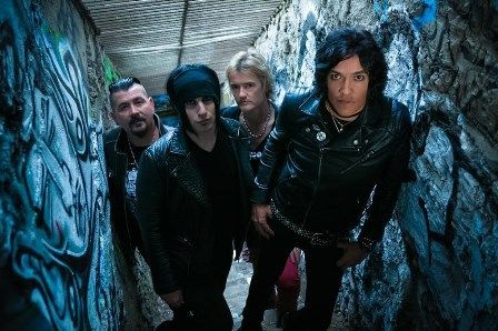 Interview: Marq Torien of BulletBoys at Hair Nation Festival
