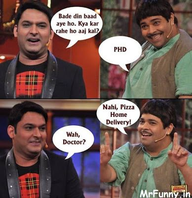 Kapil Sharma & Lacha Funnny Pic  Comedy Nights With Kapil