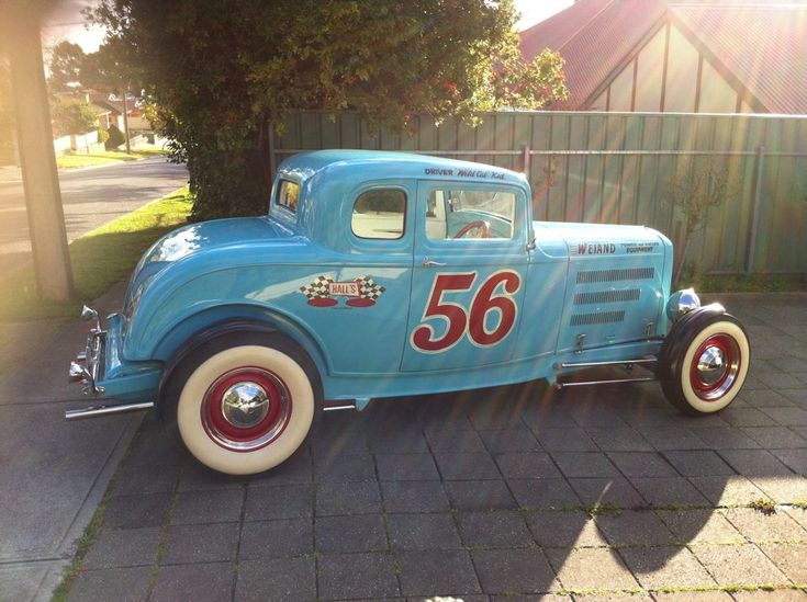 32 Ford 5 Window. Sweet.