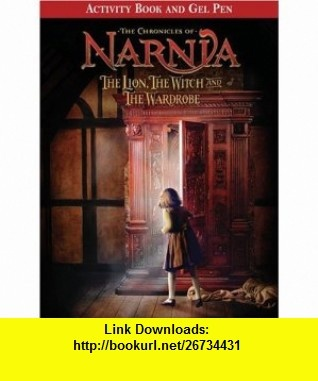 The Lion, the Witch and the Wardrobe Activity Book and Gel Pen (Narnia) (9780060765576) Sadie Chesterfield, Mark Marderosian , ISBN-10: 0060765577  , ISBN-13: 978-0060765576 ,  , tutorials , pdf , ebook , torrent , downloads , rapidshare , filesonic , hotfile , megaupload , fileserve