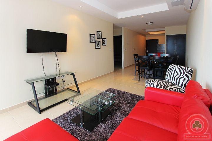 Alquiler Apartamento Amueblado Condominios Atenea