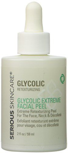 Serious Skincare Glycolic Extreme Facial Peel, 2 oz  //Price: $ & FREE Shipping //     #hair #curles #style #haircare #shampoo #makeup #elixir