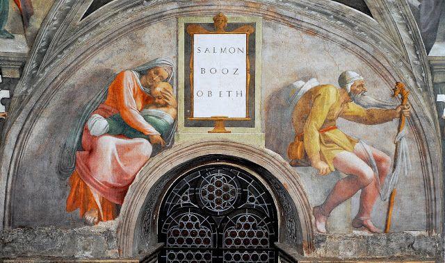 Les 25 meilleures id es de la cat gorie chapelle sixtine sur pinterest mckayla maroney pas - Michel ange chapelle sixtine plafond ...