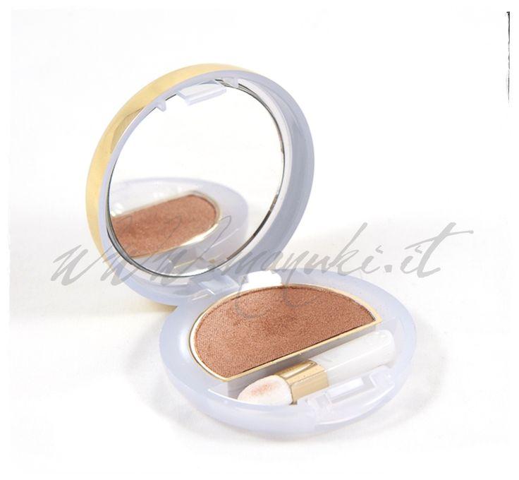 OMBRETTO EFFETTO SETA N° 62 Caramello#collistar #ombretto #eyeshadow #occhi #eye #makeup #seta #caramello
