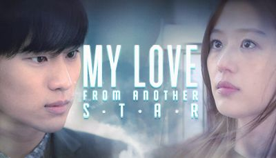 My Love From Another Star- This drama is cute and funny...and Kim Soo Hyun- need I say more?Korean Drama.