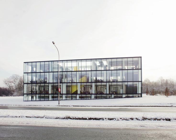 Villa Voka, OFFICE KGDVS. Photo by Bas Princen