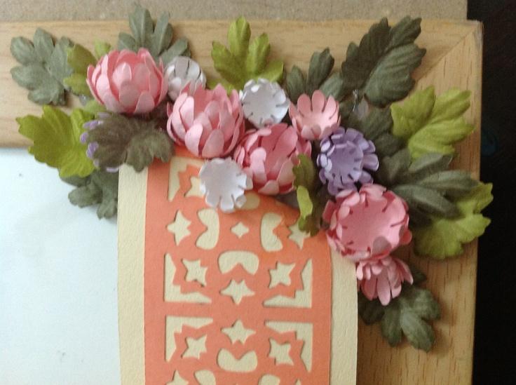 Punch Card Craft Ideas Free Punching Flowers Ideas Idea I