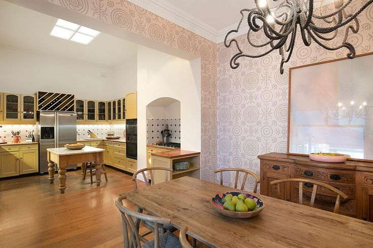 Breakfast/casual dining adjacent to kitchen - 17 Toxteth Road Glebe at Pilcher Residential