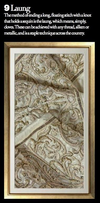 Exquisite Embroideries- LAUNG