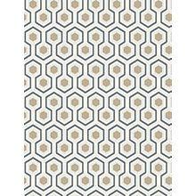 Buy Cole & Son Hicks Hexagon Wallpaper Online at johnlewis.com