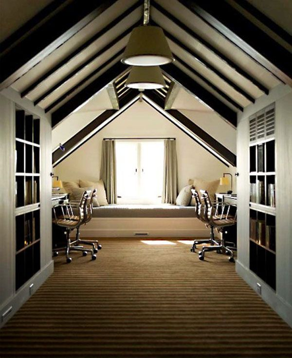 The Home Interior in this small attic bonus room ideas looks marvelous without being added with other home interior colours. Description from limbago.com. I searched for this on bing.com/images