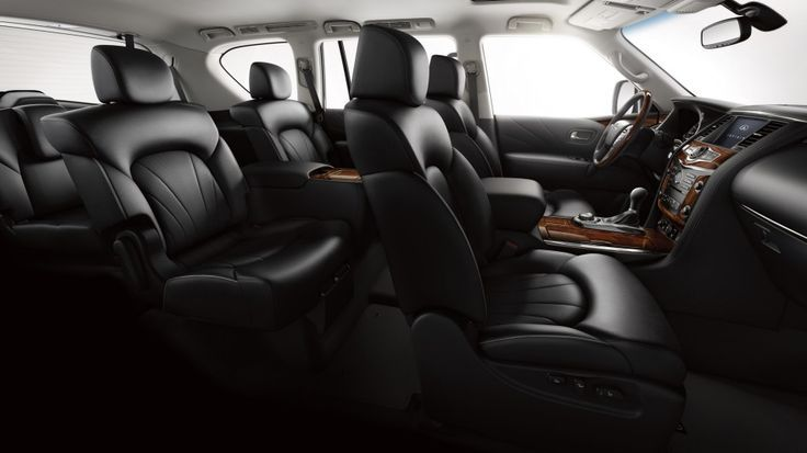 2015 Infiniti QX80 SUV Pictures | Infiniti USA