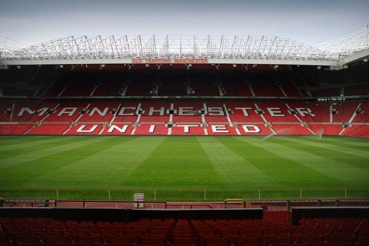 """Estádio Old Trafford"". # Grande Manchester, Inglaterra."