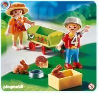 Playmobil Pet Transport by PLAYMOBIL. $9.99. CHOCKING HAZARD - CONTAINS SMALL PARTS - NOT FOR CHILDREN UNDER 3