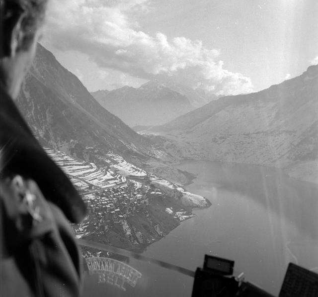 Vajont: Quel 9 ottobre del 1963-Foto dell'anno- Ansa.it