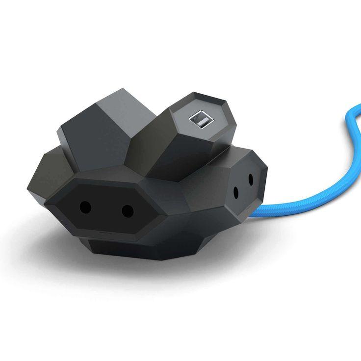 les 25 meilleures id es concernant multiprise sur pinterest gadget cacher les cordons du. Black Bedroom Furniture Sets. Home Design Ideas