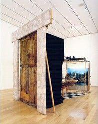 Étant donnés, Marcel Duchamp