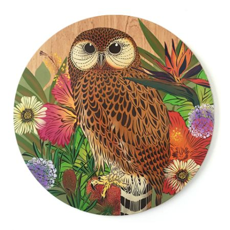 HAND PAINTED ORIGINALS ON WOOD – Flox