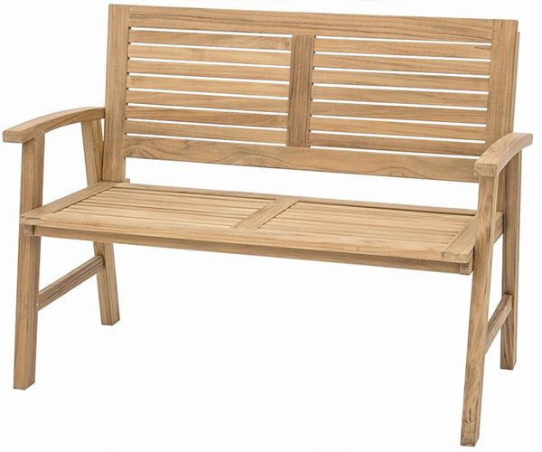Wyprodukowana z certyfikowanego drewna teakowego - dwuosobowa sofa ogrodowa COLOMBO. Z wyglądu jak ławka ogrodowa, lecz wygodna niczym sofa.  http://meblefann.pl/product-pol-124-Sofa-ogrodowa-COLOMBO.html