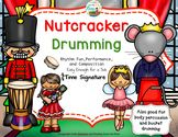 Get out your drums or use bucket drums or body percussion to learn while having fun with Nutcracker drumming.