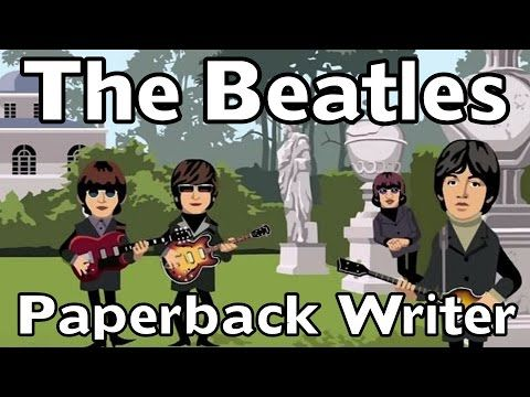 The Beatles - Paperback Writer - YouTube