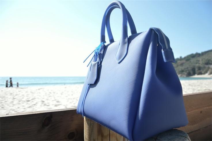 Gianni Chiarini Bag - #gum #bags #blue