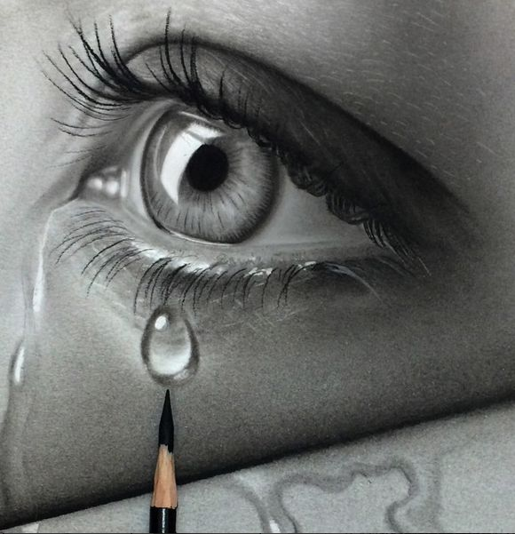 Mesmerizing Pencil Drawing Works by Ayman Fahmy