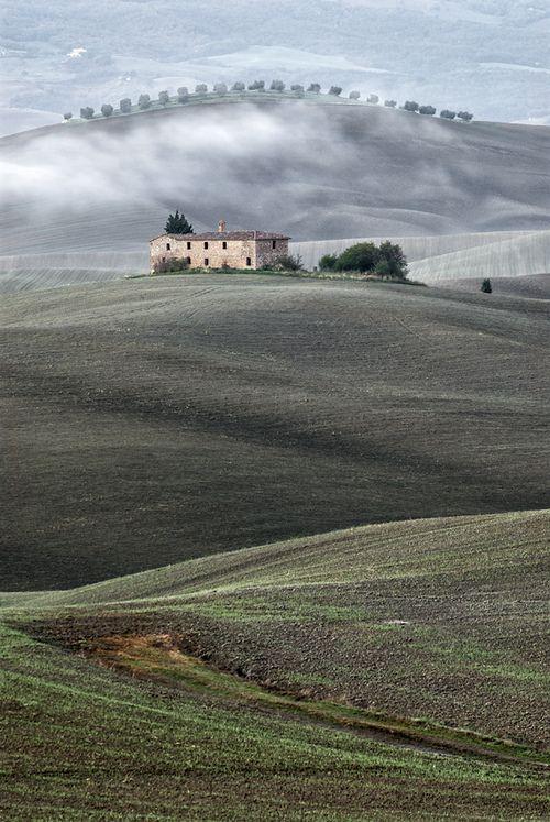 Pienza – Val d'Orcia, Province of Siena, Tuscany region Italy