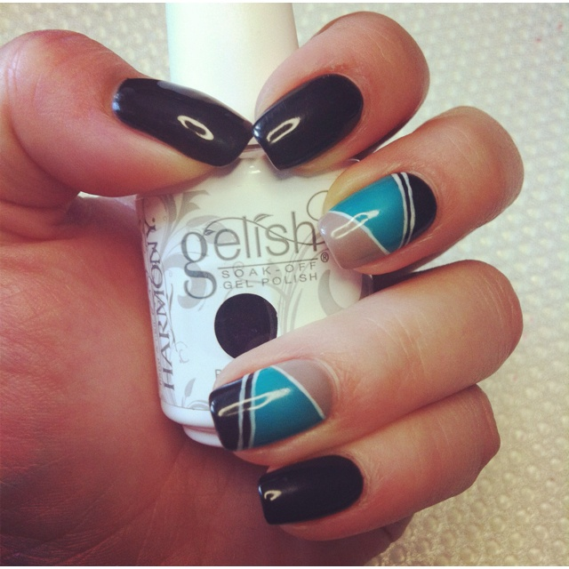 66 Best Images About Simply Gelish Nails On Pinterest