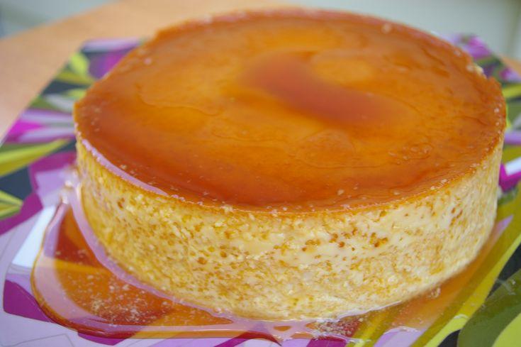 Receta de Quesillo Venezolano tradicional  #recipe #Venezuela #dessert  (vía Revista Cocina y Vino)