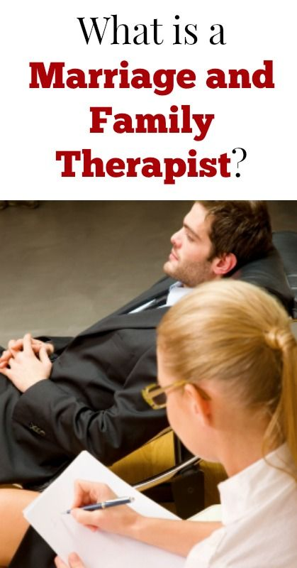 What is a Marriage and Family Therapist? {Marriage Advice, Relationship Tips}