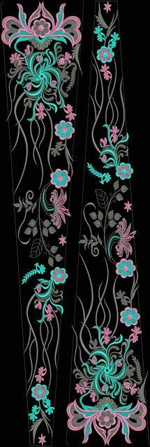 Embroidery Designs: Bekal31-B