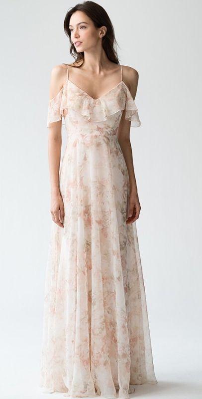 Featured Bridesmaid Dress:Jenny Yoo;www.jennyyoo.com; Bridesmaid dress idea.