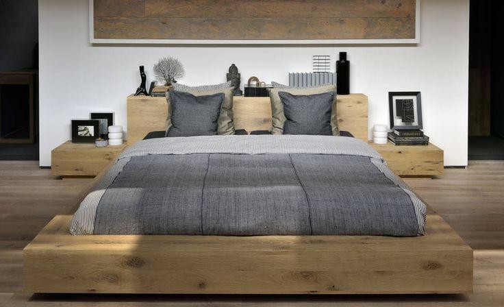 Oak Madra Bed (di bolighus design)