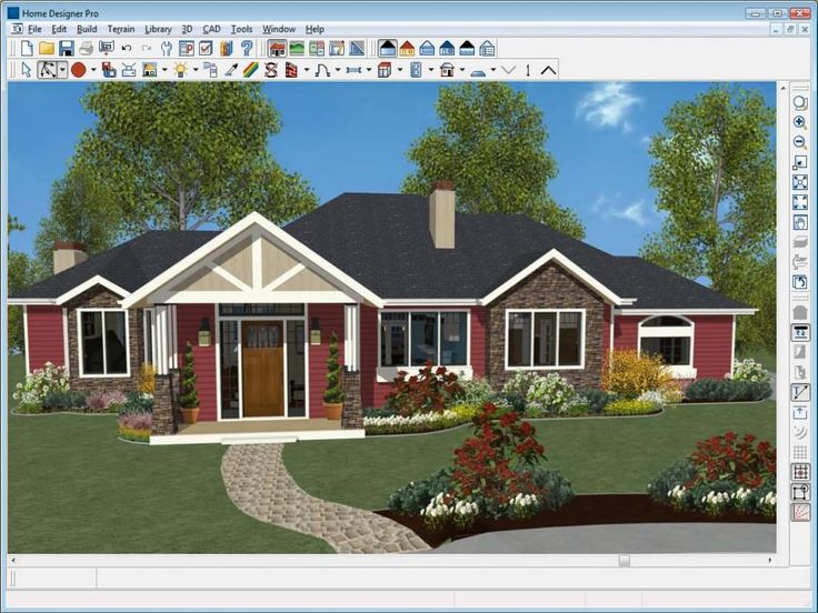 Software For Landscape Design Free Download