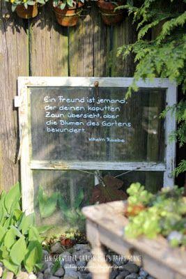 Bildergebnis Für Gartensprüche