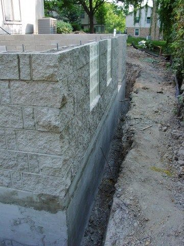 The Foundation Of The Addition Featuring Split Face