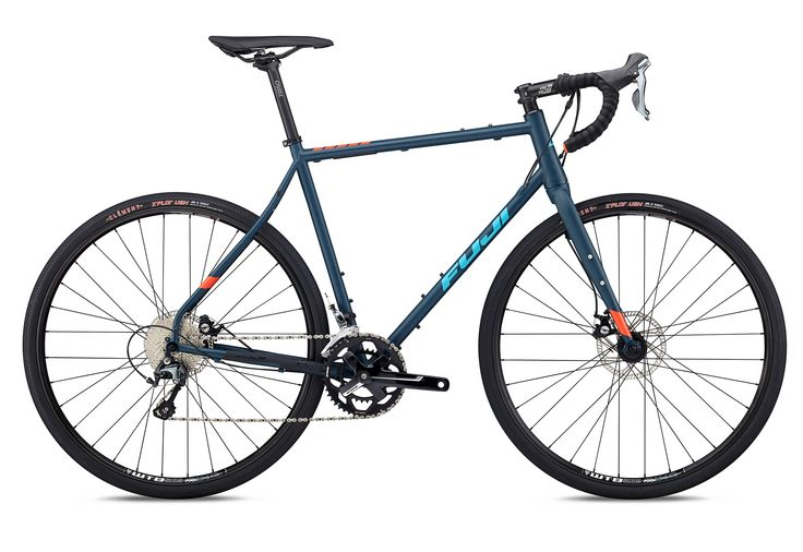 Learn more about Fuji Bikes Jari 2.1  (acier + shimano tiagra)