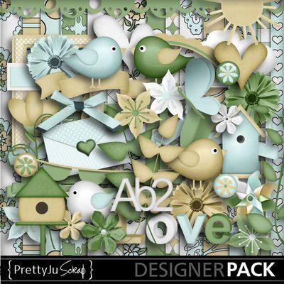 Love birds kit