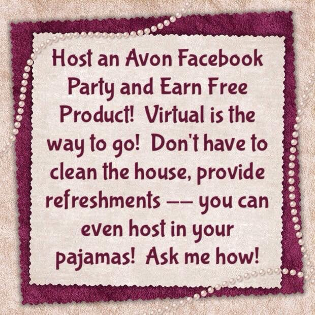 Avon Facebook Party Ideas                                                                                                                                                      More